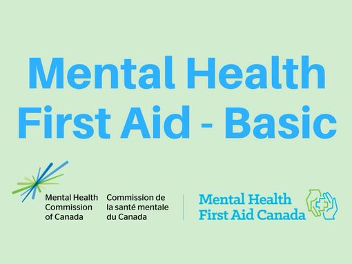 Mental Health First Aid – Basic Training
