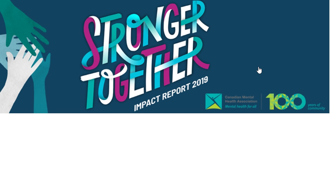 Stronger Together – Impact Report 2019
