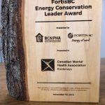 Fortis BC Housing Award